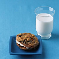 Inside-Out Carrot Cake Cookies by Gourmet
