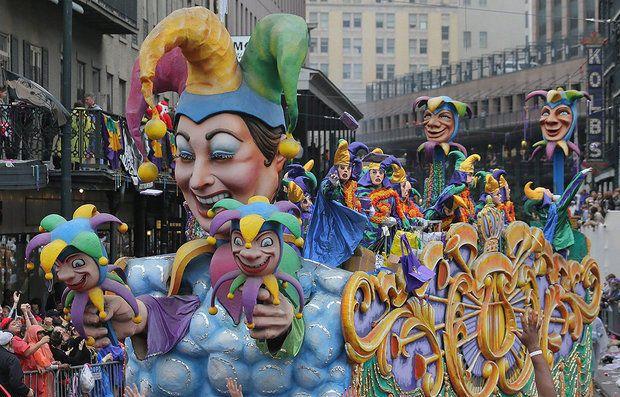 Jester Float, Rex | Mardi Gras | Pinterest