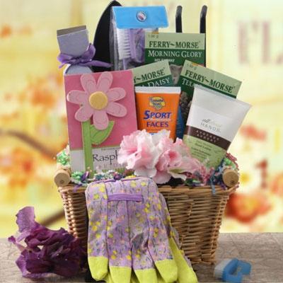 Spring fever gardening gift basket spring has sprung and have we got