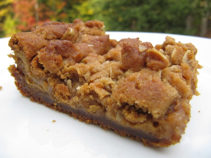Gingerbread Pumpkin Bars | Recipe