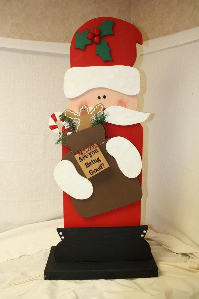 Christmas wood craft christmas pinterest for Pinterest wood crafts for christmas