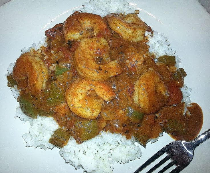 """New Orleans Style Shrimp and Rice! """"This was delicious! I had to sub a ..."""