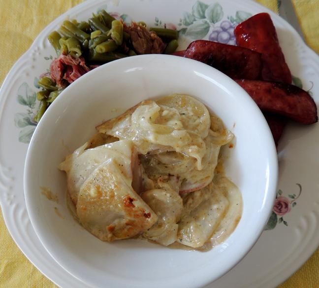 Turnips au Gratin | Vegetables | Pinterest