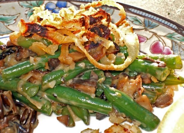 Vibrant Tasty Green Bean Recipe — Dishmaps