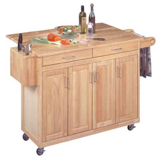 Kitchen Cart Movable Work Station Home Ideas Pinterest