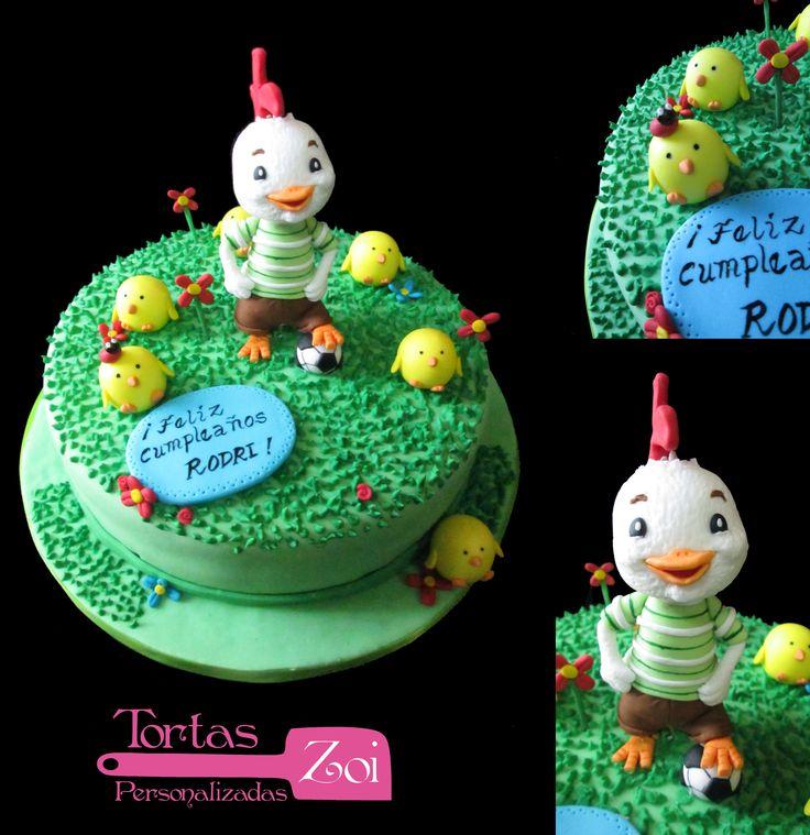 chicken Little cake!!! :)