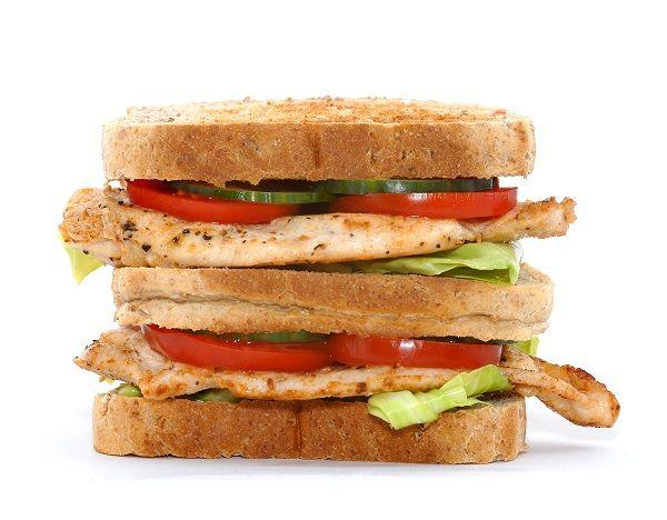 Culinary Classic: Club Sandwich | Sandwich | Pinterest