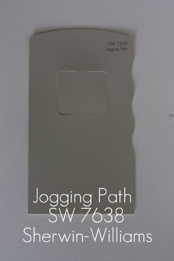 Jogging Path By Sherwin Williams Paint Remodeling