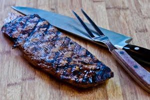 Cuban Flank Steak Recipe (Low-Carb, Gluten-Free, Can Be Paleo) | Reci ...