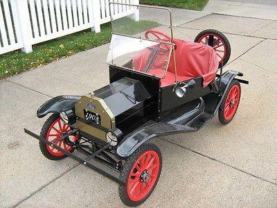 Vintage model t shriner s parade car full restoration
