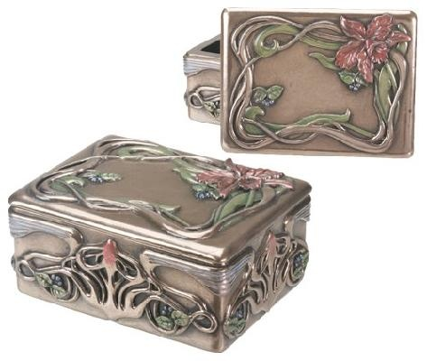 Art Nouveau Orchid Box Holder | Items I am SELLING :) 4 Sale 2 everyo ...: pinterest.com/pin/177681147769331304