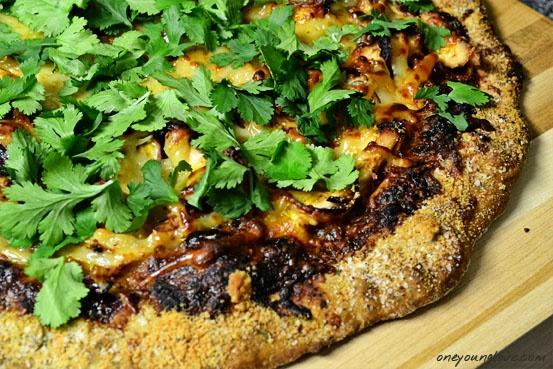 BBQ Chicken Pizza | Deliciousness | Pinterest