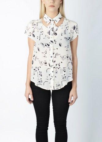 Shirt - Blouses- Womens Online Clothing Boutique | Collective Habit