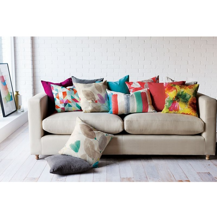 John Lewis cushions | Interior Design | Pinterest