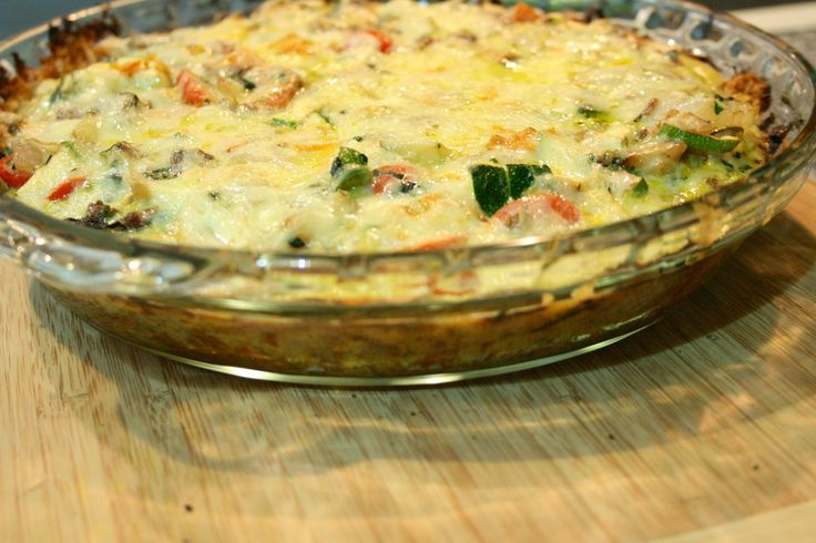 Sweet Potato Crust Quiche: From lifeglimpsed.com I am thinking of ...