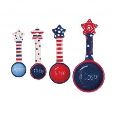 Patriotic Measuring Spoons