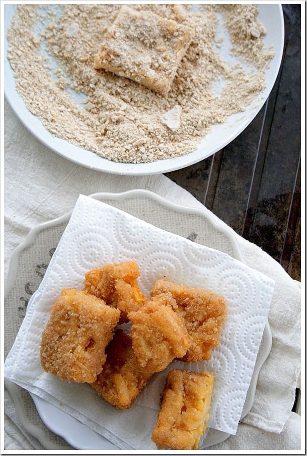 Deep Fried Macaroni and Cheese Bites | FOODIE: APPETEASERS & SNACKS ...