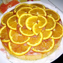 Orange Kiss-Me Cake Allrecipes.com