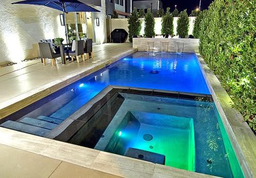 Swimming Pool Level : Multi level swimming pool interiors pinterest