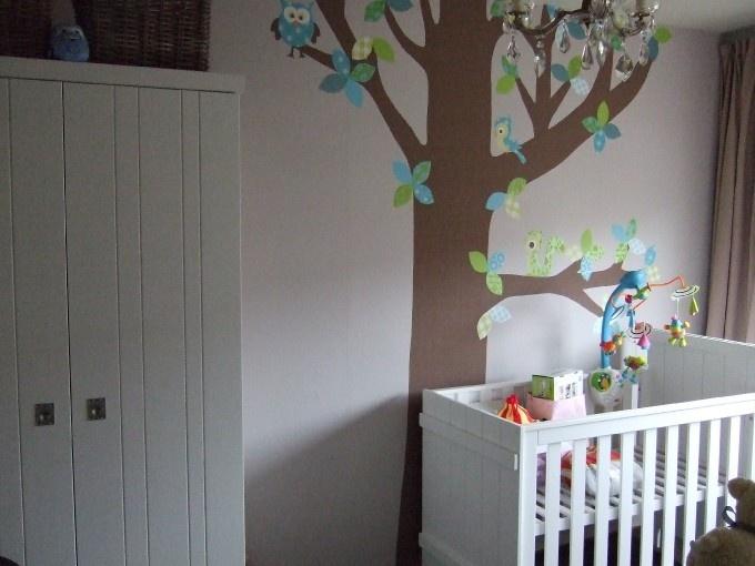 Babykamer Behang Ruit : Babykamer Babybytes: Babykamers op babybytes ...