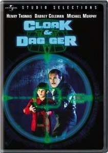"Cloak and Dagger"" (1984). 