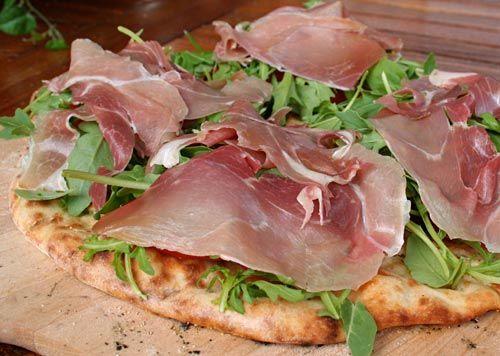 Pizza Bianca   Recipe