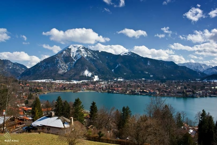 Tegernsee Germany  city photos : Tegernsee, Germany | Been there | Pinterest