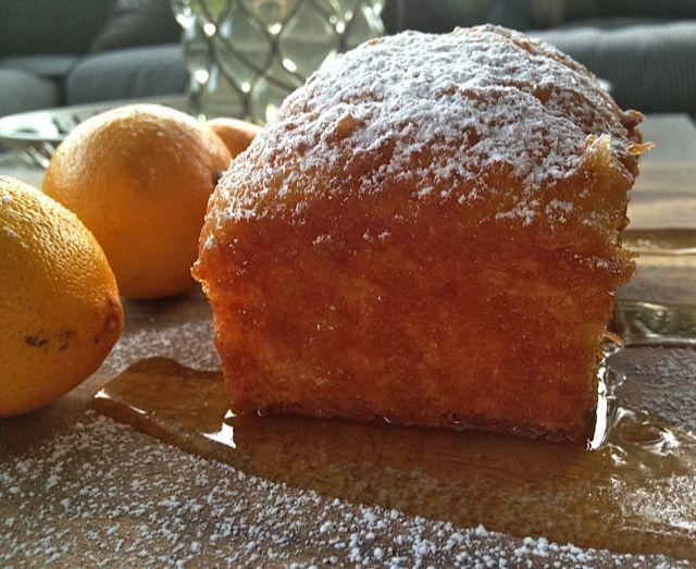 Sunshine Meyer Lemon Bread via @Sandy Coughlin | Reluctant Entertainer ...