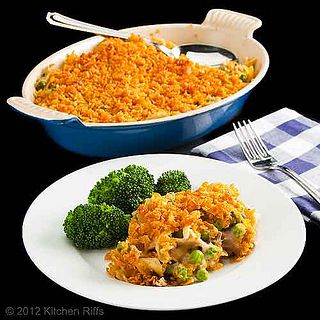 Tuna Noodle Casserole - Remember my mom making this when I was growing ...