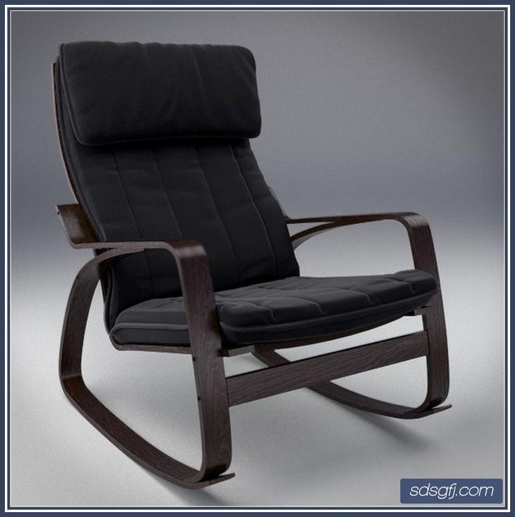 Modern poang leather rocking chair interior design http sdsgfj com