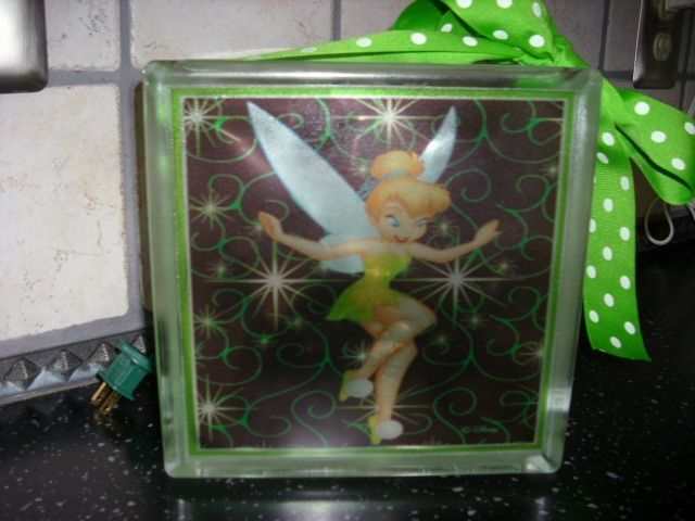 Pin by sharon neff on crafty pinterest for Clear glass blocks for crafts