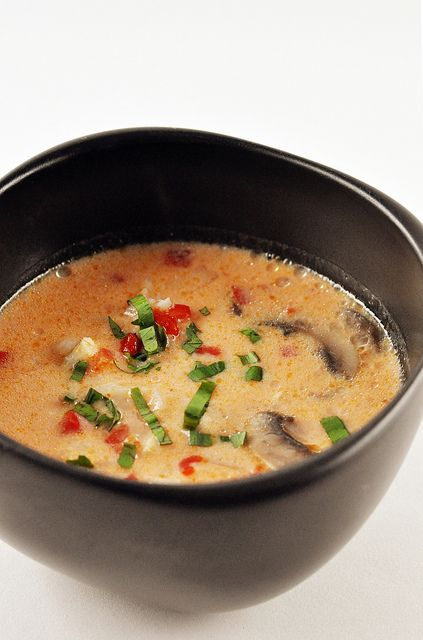 Thai Chicken Soup | Bottomless Pit | Pinterest