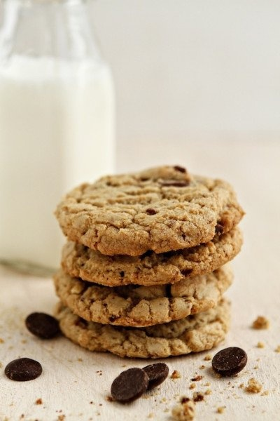 Almond Chocolate Chip Cookie | Recipe