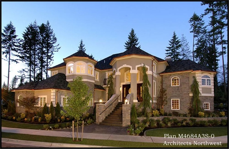Nice Big House Housing Ideas Pinterest