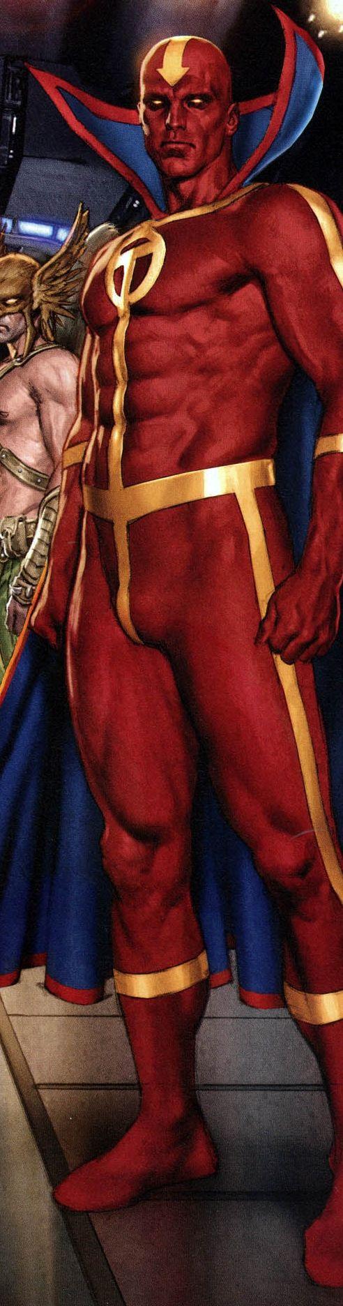 Red Tornado | Superheroes! | Pinterest