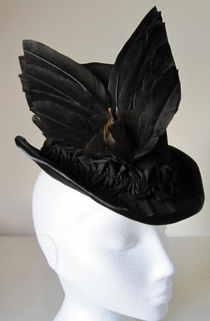 ladies victorian hats - photo #39