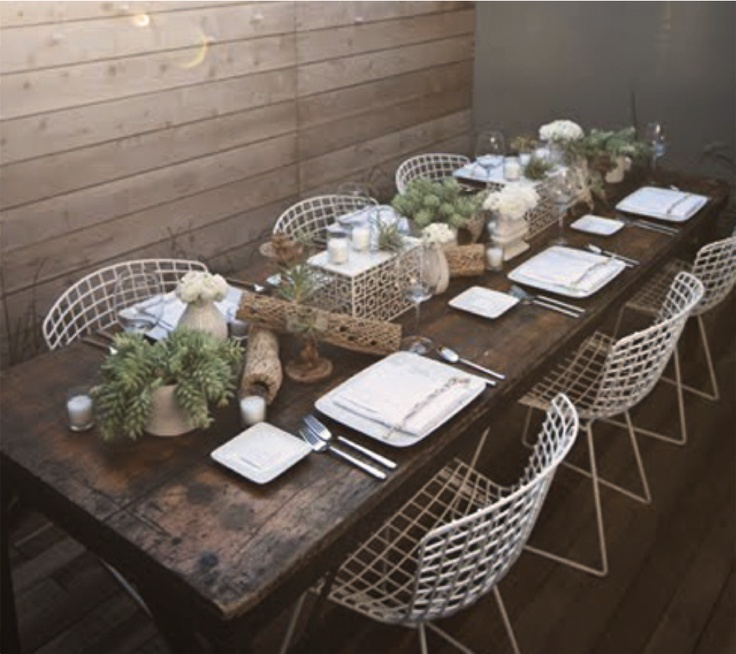 Outdoor rustic modern dining Dining Room Tables Pinterest : 981605f7e618520cf5443f939c6fdd9a from pinterest.com size 736 x 654 jpeg 137kB