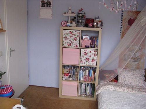 Roze slaapkamer accessoires : show je kamer annelies kamer 1 roze ...