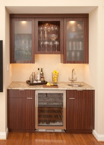 Don t want it to look like this zebra wood cabinets