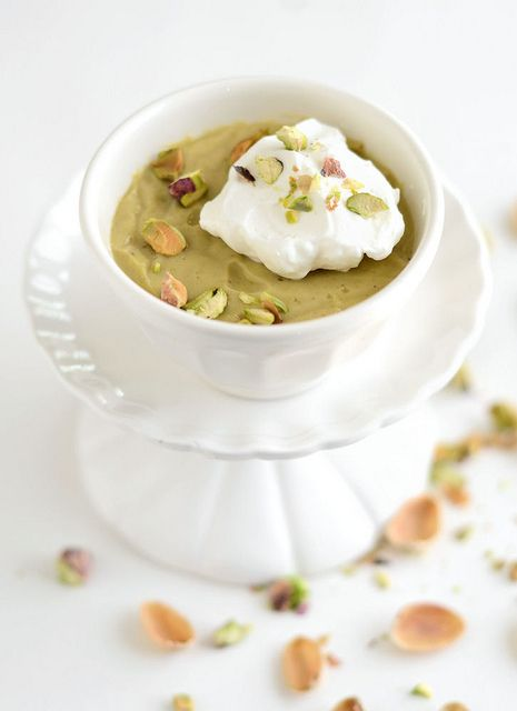 Homemade Pistachio Pudding | Cooking and Food | Pinterest