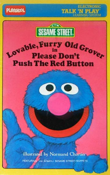 Furry Old Grover