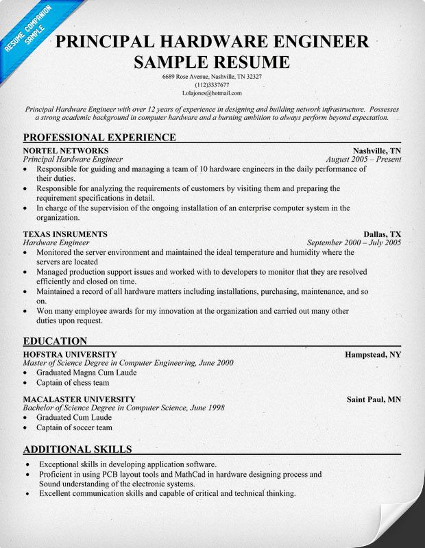 Eye Grabbing Engineering Resume Samples LiveCareer Curriculum Vitae Career Cover  Letter This Resume Was Written By