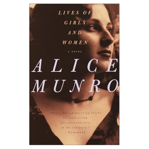 lives of girls and women alice munro essay