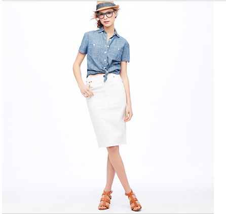J Crew classic. This is my next outfit purchase