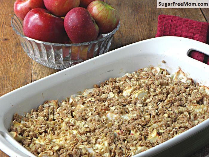 Karina's Gluten-Free Apple Crisp Recipe Recipe originally published ...