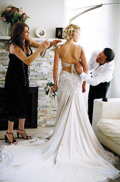 Billie hendrex wedding