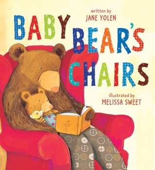 Baby bears chairs by jane yolen our picture books pinterest