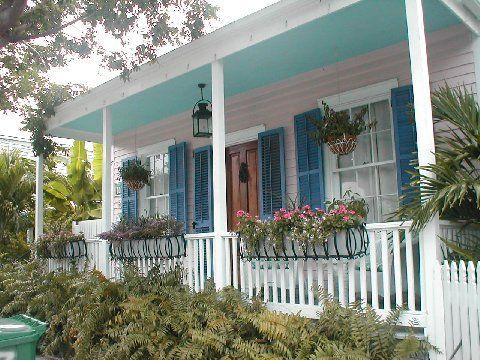Island Color Key West Pinterest