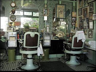 Barber Shop In Spanish : Claudios Barber Shop East Harlem NYC Pinterest