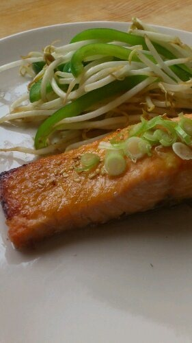Grilled Salmon with miso paste | Gluten Free Future Recipes | Pintere ...